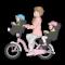 シュフレ協会,電動自転車,在庫
