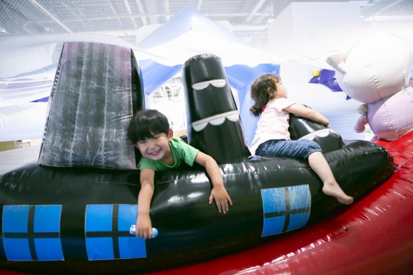 みらい公園貸切り,横浜,センター北,子連れパーティー,ケイタリング,子どもの遊び場,格安ケイタリング,キャンペーン